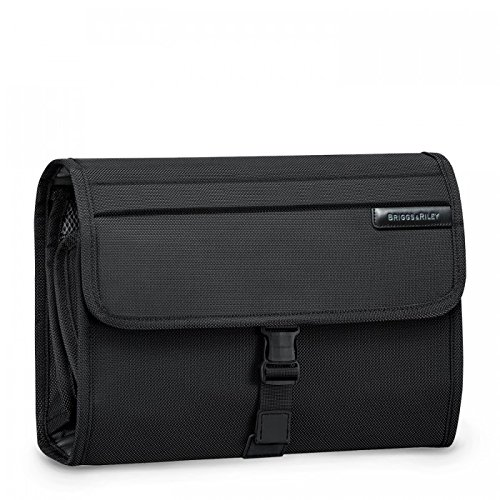 Briggs & Riley Deluxe Toiletry Kit, Black, One Size by Briggs & Riley (Image #3)