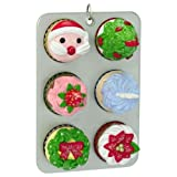 Hallmark 2016 Cupcakes For Christmas Limited Edition