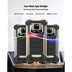 "Telephone Portable Incassable, DOOGEE S88 Pro Smartphone Incassable 4G, 10000 mAh,6.3""FHD, 6Go+128Go, 21MP + 16MP Caméra… 8"