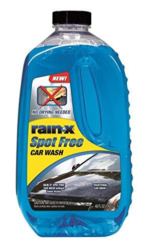 Rain-X 620034-6PK Spot Free Car Wash - 48 fl. oz. (Pack of 6)