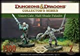 vase resin - Gale Force 9 71019 Dungeons And Dragons Vasen Cale, Half-Shade Paladin, 2 Unpainted and Unassembled Resin Figures