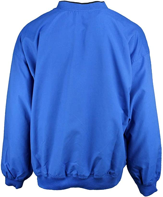 Rivers' End Mens Lined Microfiber Windshirt Athletic