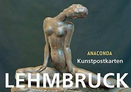 Postkartenbuch Wilhelm Lehmbruck