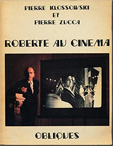 En ligne Roberte au cinéma epub pdf