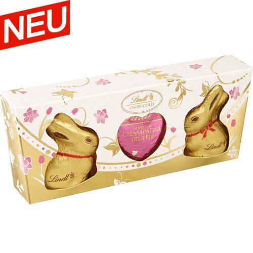 Lindt Oster-Gold Trüffel-Duo