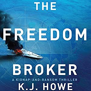 The Freedom Broker Hörbuch