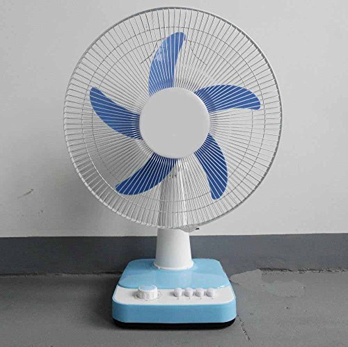Kaxima 5-leaf Desktop fan DC energy-saving fumes with timing fan by Kaxima