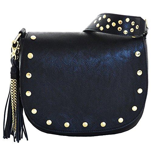 Madden Girls MGSHINE Crossbody Bag, - Madden Girl Crossbody Bag