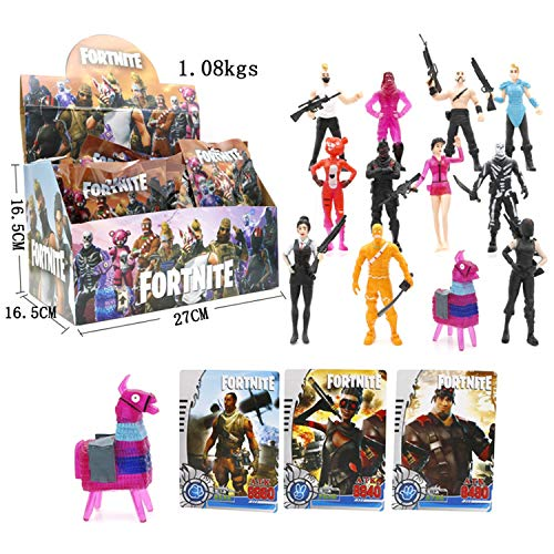 Fortnite Character Toy Game Action Figure Playset Model Inspired by Fortnite Video Game Gift Collection Ages 13 and Up