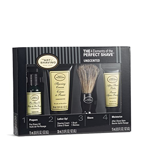 The Art of Shaving Unscented Starter Kit - 1