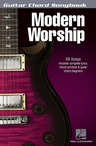 Modern Worship - Guitar Chord Songbook (6 X 9) ebook