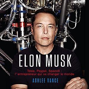 Elon Musk | Livre audio