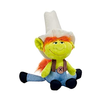 "Retro Styler Trolls World Tour Hickory 12"" Plush Toy: Toys & Games"