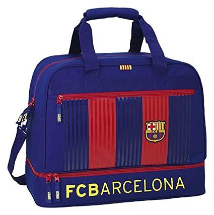 Safta Futbol Club Barcelona 711629679 Bolsa de Deporte Infantil  Amazon.es   Deportes y aire libre 2e8f6778c15