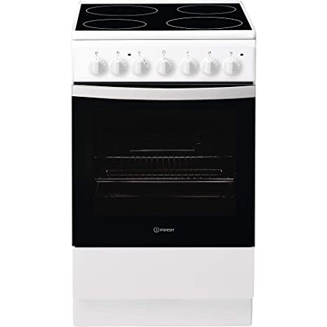 COCINA VITRO INDESIT IS5V4PHW/E 50X60 4 ZONAS: Amazon.es ...