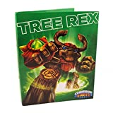 Skylanders giants a4 folder ring binder childrens boys girls school stationery green brown tree rex hard back