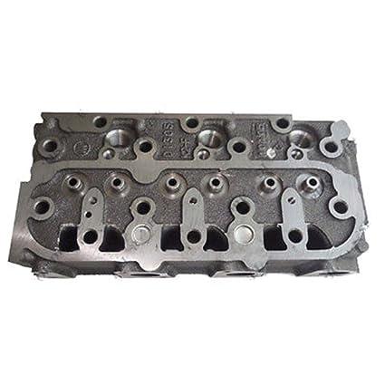 Amazon com: Spare Part D1005 Engine Cylinder Head for Kubota