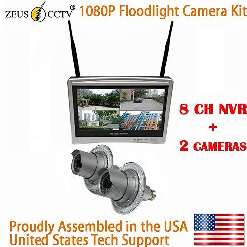 Flood Lights For Cctv in US - 4