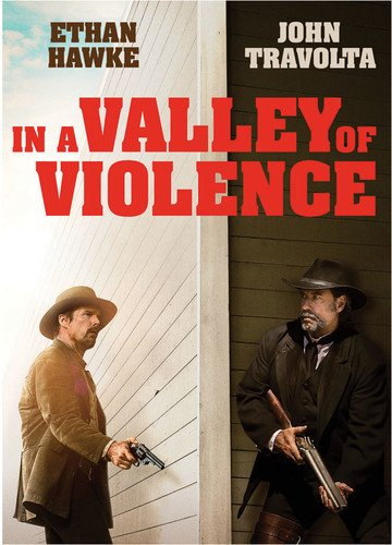 DVD : In a Valley of Violence (DVD)