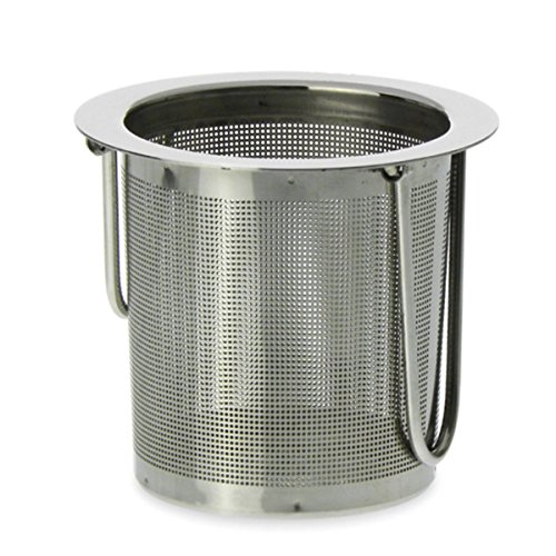 Schefs Premium Tea Infuser - Stainless Steel - Tea Filter - Perfect Strainer for Loose Leaf Tea by Schefs (Image #1)