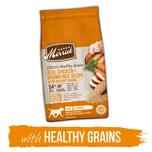 Merrick Classic Healthy Grains