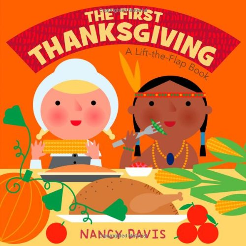 The First Thanksgiving (Board Book)