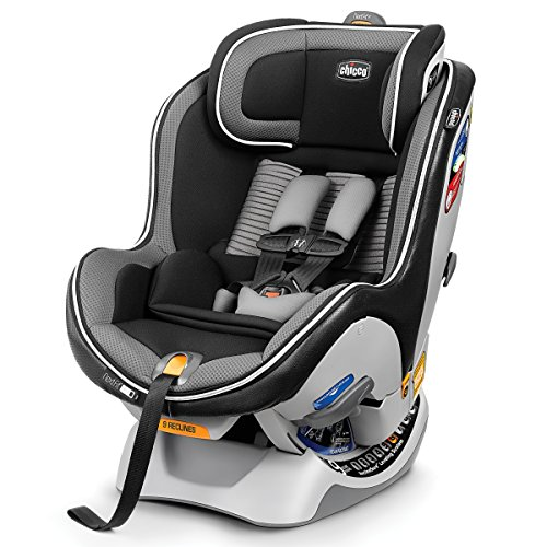 Chicco NextFit iX Zip Air Convertible Car Seat, Q Collection