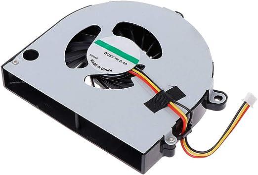 Ventilador de enfriamiento para Laptop para Acer Aspire 5742 5253 5253G 5336 5741 5551 5733 5733Z 5736 5736G 5333 5742Z 5742ZG WINJEE