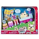 Toys : Chubby Puppies & Friends – Mini Theme Park Train Set