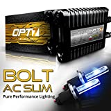 Best And Brightest H7 Auto Bulbs - OPT7 Bolt AC Slim H7 HID Kit Review