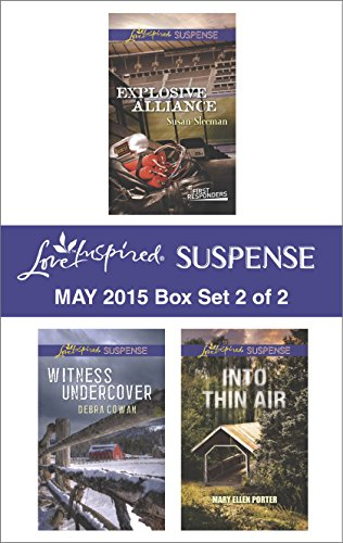 book cover of Love Inspired Suspense May 2015 - Box Set 2 of 2
