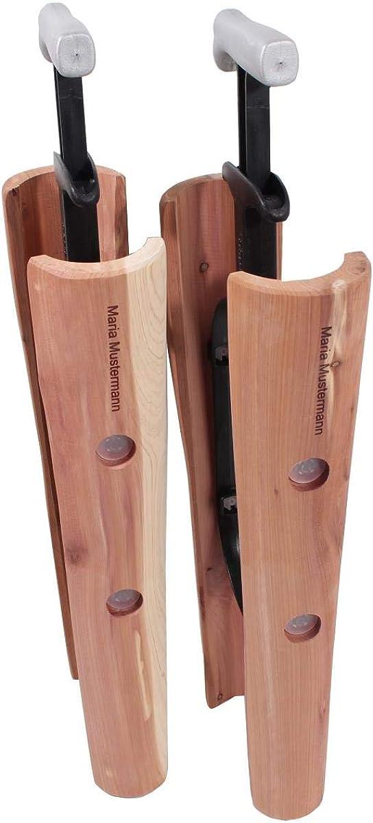 Delfa 1 Paar Stiefelspanner Stiefelformer Stiefelweiter Stiefelschaftformer mit 35 cm L/änge mit innovativer Mechanik