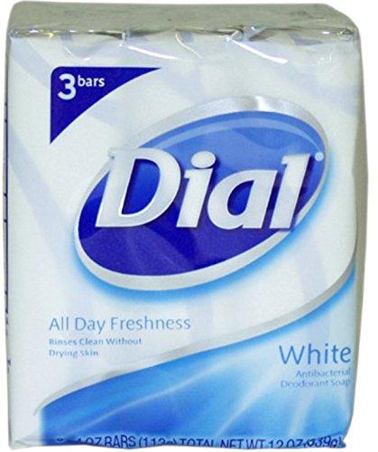 dial antibacterial soap white - 7