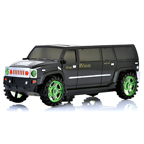 Electric SUV Car Toy for Kids Baby with Sounds and 3D Lighting Bump and Go Action Technology Battery Operated