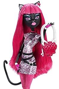 Monster High - Muñeca Catty (Mattel BJM59)