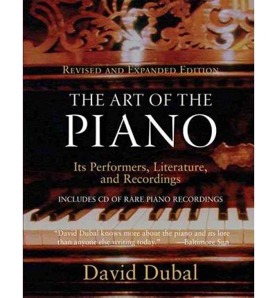 Art of the Piano (Mixed media product) - Common PDF