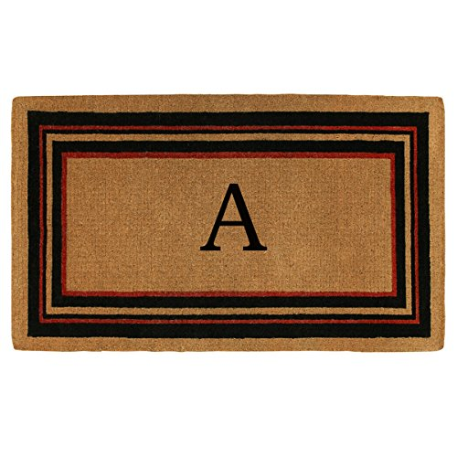 Home & More 180061830A Esquire Extra-Thick Doormat, 18