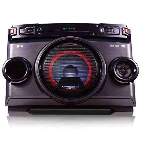 LG Electronics OM4560 220W Hi-Fi Entertainment System (2016 Model) by LG