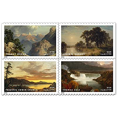Hudson River School Stamps
