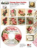 ScrapSMART - Vintage Rose Garden Software Collection (CDROSE163)