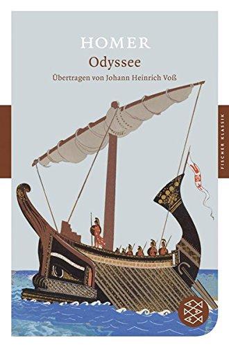 Odyssee (Fischer Klassik)