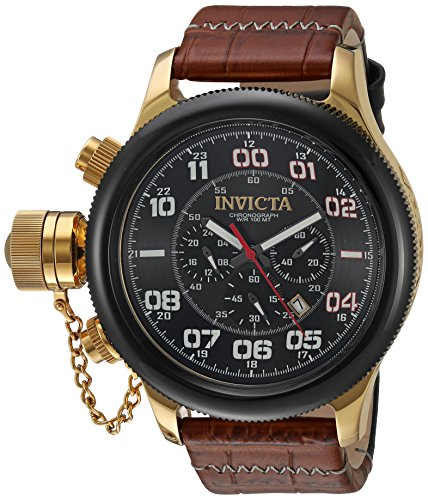 Invicta Men's 'Russian Diver' Quartz Stainless Steel and ...
