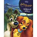 Disney's Lady and The Tramp (Disney Padded Magical Story)