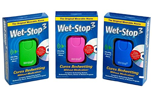 Wet Stop3 Bedwetting Enuresis Vibration Options product image