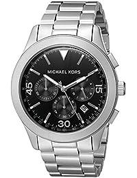 Michael Kors Men's Gareth MK8469 - Silver