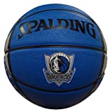 NBA Dallas Mavericks Mini Basketball, 7-Inches