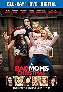 A Bad Moms Christmas [Blu-ray] from Universal