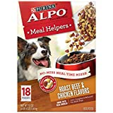 Purina ALPO Wet Dog Food, Meal Helpers Roast Beef ...
