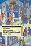 Church and Society in England, 1000-1500 9780333691458