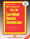 Certified Dental Technician (CDT), Jack Rudman, 083735806X
